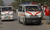 Suicide bombing at open-air market in Pakistan kills 20