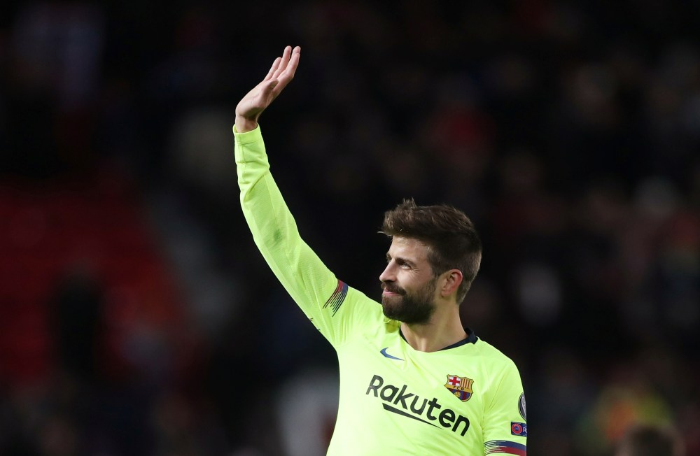 Pique inspiring Barcelona to rediscover defensive steel