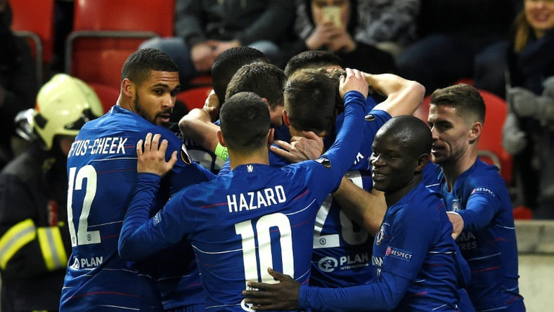 Alonso's late winner sees Chelsea edge Slavia Prague
