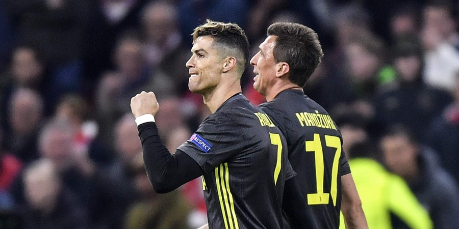 Ronaldo's Juve ready to seal Serie A before Ajax decider