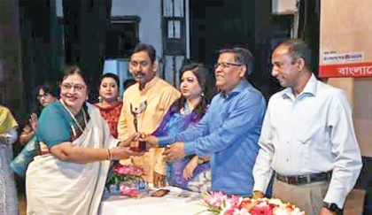 Five women accorded BANASAS reception
