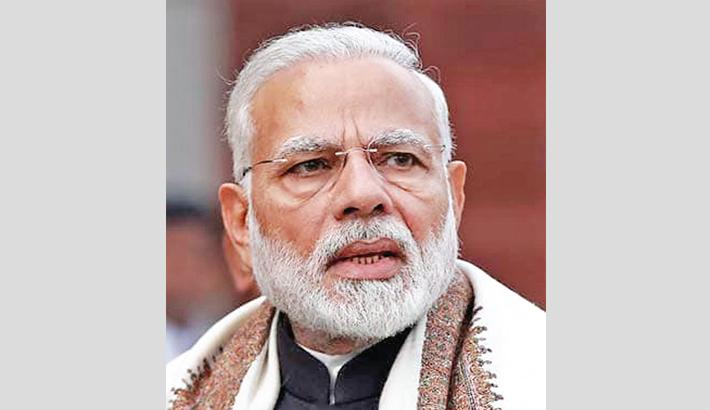 Honest chowkidar or corrupt naamdaar, choice is yours: Modi