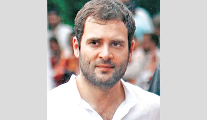 Modi ran govt for his 15 friends: Rahul