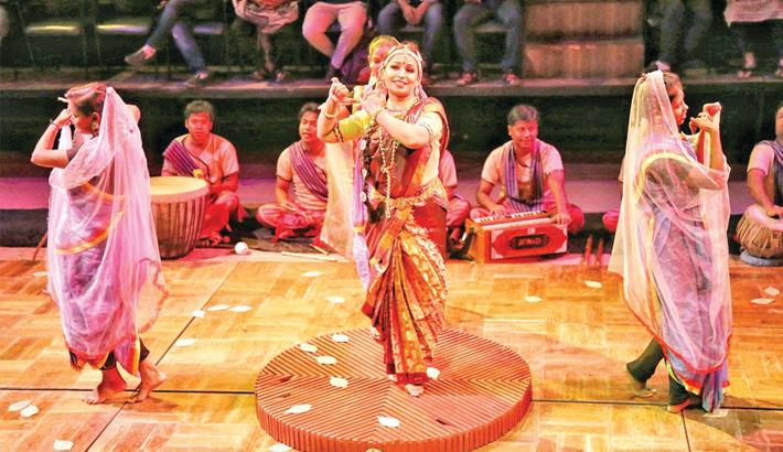 Chitrangada on Pahela Baishakh