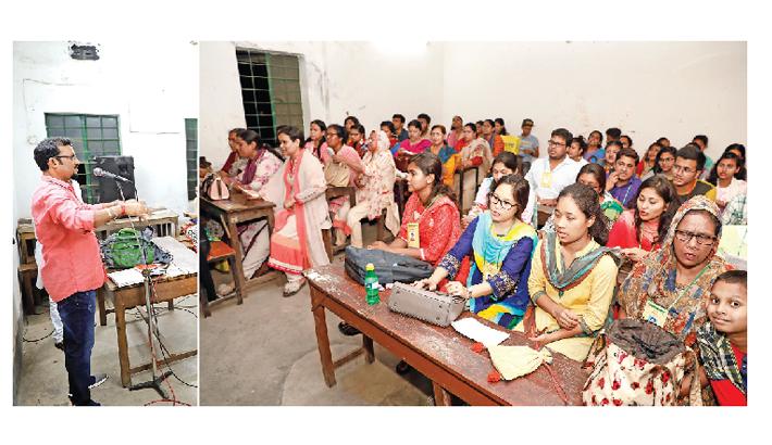 Shurer Dhara cultural organisation for upcoming Pahela Baishakh