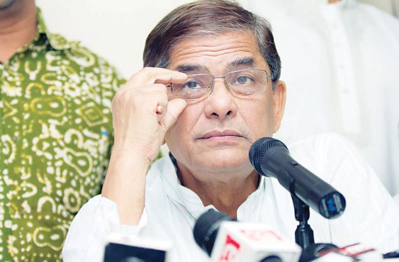 Hard to enforce hartal for 'lack of democracy': Fakhrul