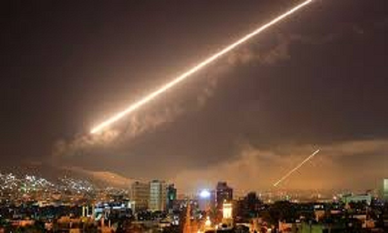 Syria says Israeli airstrike on military position wounds 6