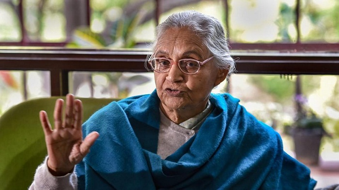Congress wants Sheila Dikshit to contest from east Delhi