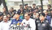 No security threat during Pahela Baishakh: Home Minister