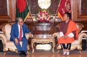 Bhutan Prime Minister calls on President