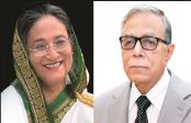 President, Prime Minister greet all on Pahela Baishakh