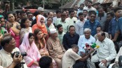 BNP delegation meets Nusrat's family, offers ziarat at the grave