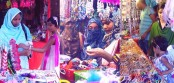 Rangpur wears festive look to welcome 'Pahela Baishakh'