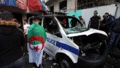 Algeria protests: Police arrest 108 in Friday clashes