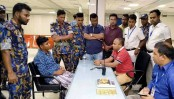 Youth held with 3kg gold at Sylhet airport