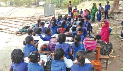 200 school buildings risky in Khulna