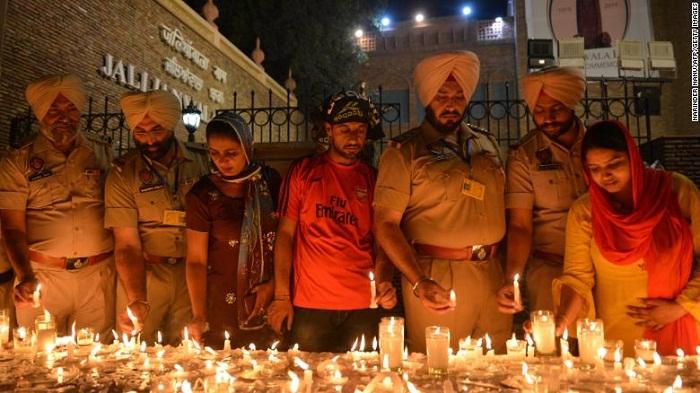 100 years after Amritsar massacre, India demands full UK apology