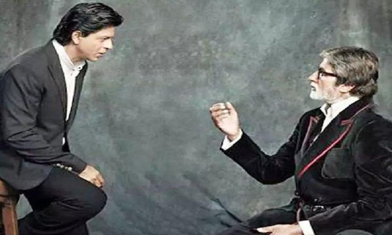 Amitabh asks SRK for bonus after giving one of Red Chillies' biggest hits