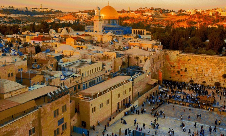 'Jerusalem should be preserved as a shared heritage of humankind'