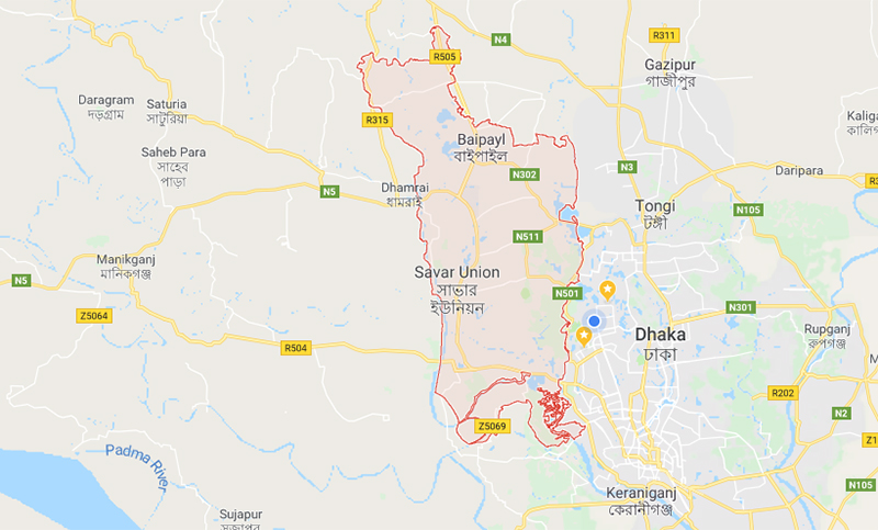 Vegetable seller hacked to death in Savar