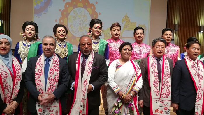 Bangla New Year 1426 celebrated in Seoul