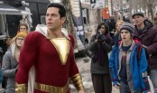 'Shazam!' bests newcomers with $25.1M second weekend