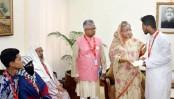 Nusrat's brother gets job in NRB Global Bank