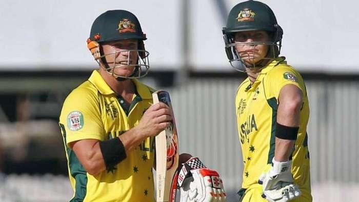 Smith, Warner return for Australia's World Cup mission