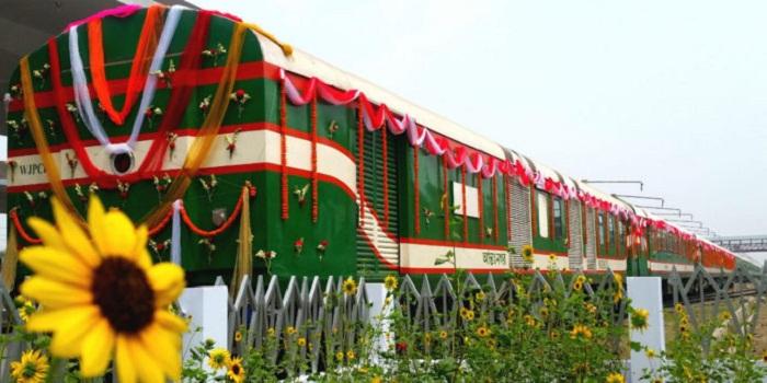 Rajshahi-Dhaka nonstop intercity train from April 25