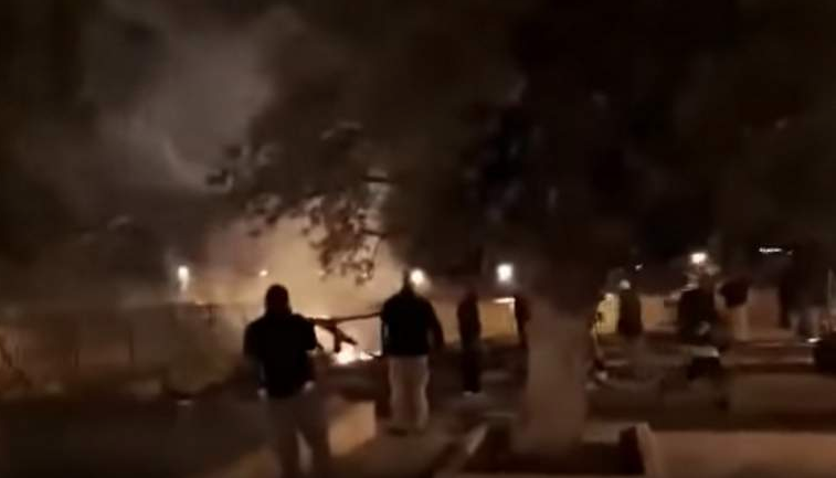 Fire broke out at Al Aqsa Mosque same time as Notre Dame