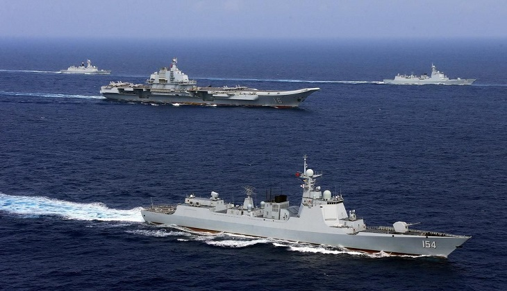 Philippines sends ship to participate in China's multinational naval celebration