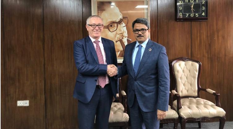 Bangladesh invites Slovenian businesses to explore opportunities