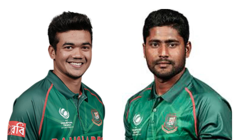 BCB selector explains why Taskin, Imrul excluded from WC squad
