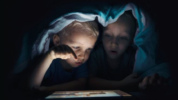 How can you stop your kids viewing harmful web content?