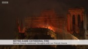 French fire services 'not sure' if Notre-Dame fire can be stopped