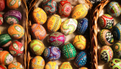 Easter egg painting tradition alive in Germany