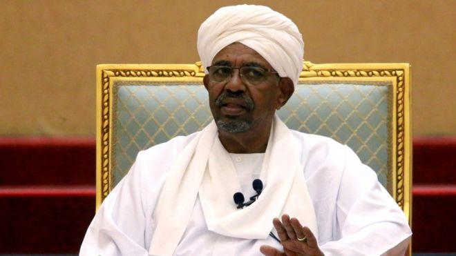 Sudan crisis: Ex-President Omar al-Bashir moved to prison