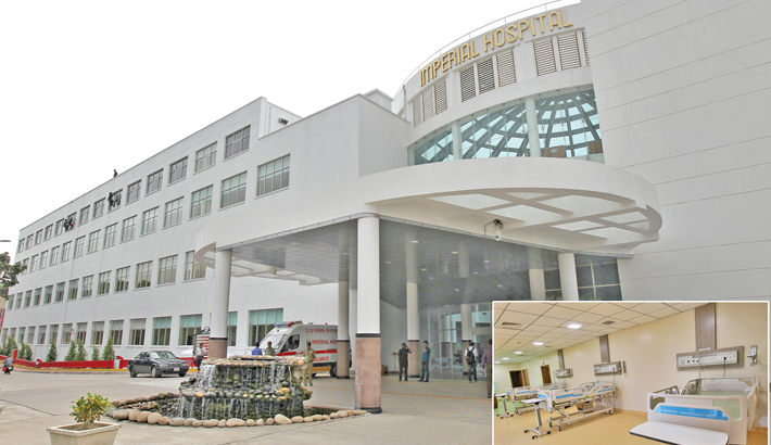 'Imperial Hospital' to provide world-class healthcare service
