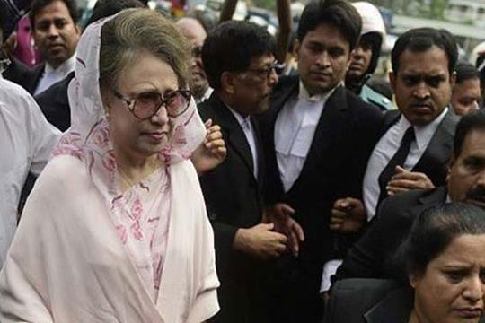 Politics now revolves round Khaleda's release