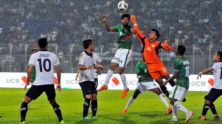 Bangladesh to take on Laos in FIFA, AFC qualifiers