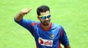 Mashrafe 2nd Bangladeshi to take  400 wickets in List-A cricket