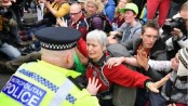 Extinction Rebellion London protest: 290 arrested