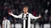 Ronaldo Jr scores seven goals for a Juventus youth team