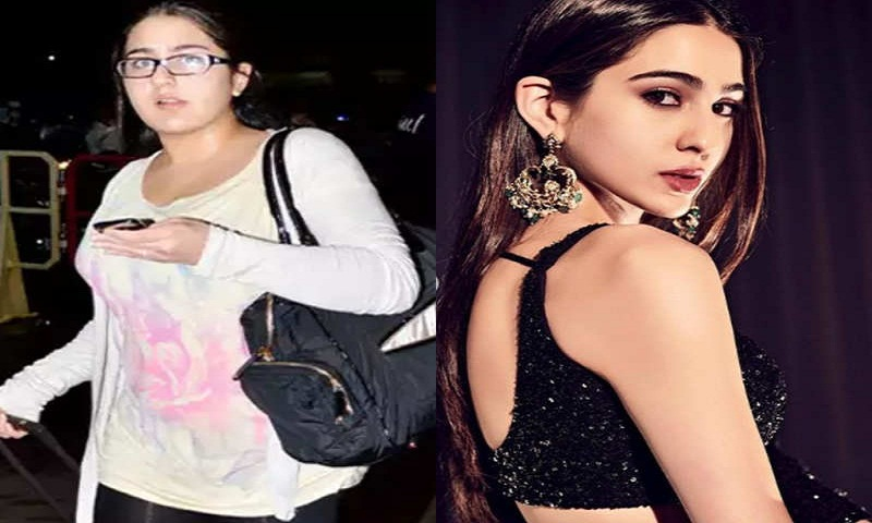 Sara Ali Khan reveals story of her dramatic weight loss despite struggling with PCOD