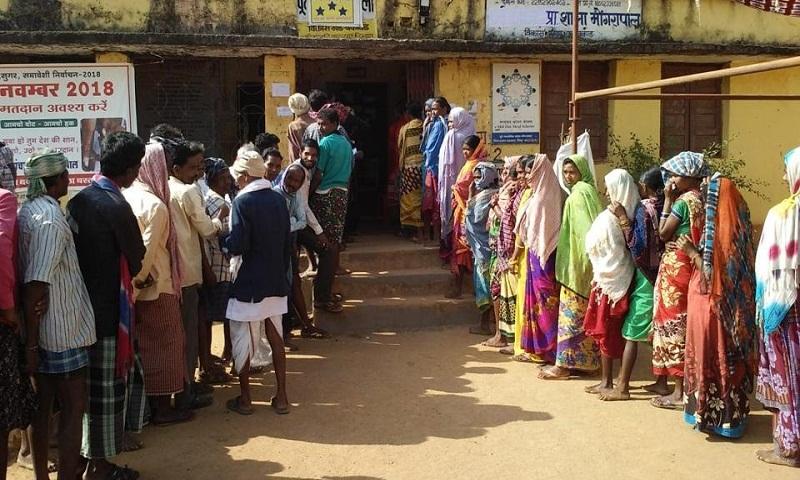 Lok Sabha elections 2019 voting: IED blast by Maoists in Chhattisgarh's Rajnandgaon