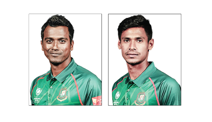 Rubel relies on experience, Mustafiz on execution