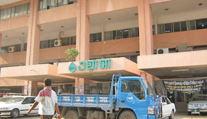 Graft galore at  Dhaka WASA