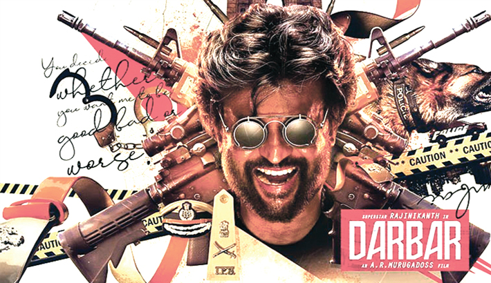 Rajinikanth to play double role in upcoming film Darbar