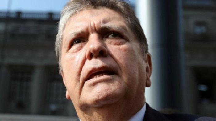 Peru's former president kills himself ahead of arrest