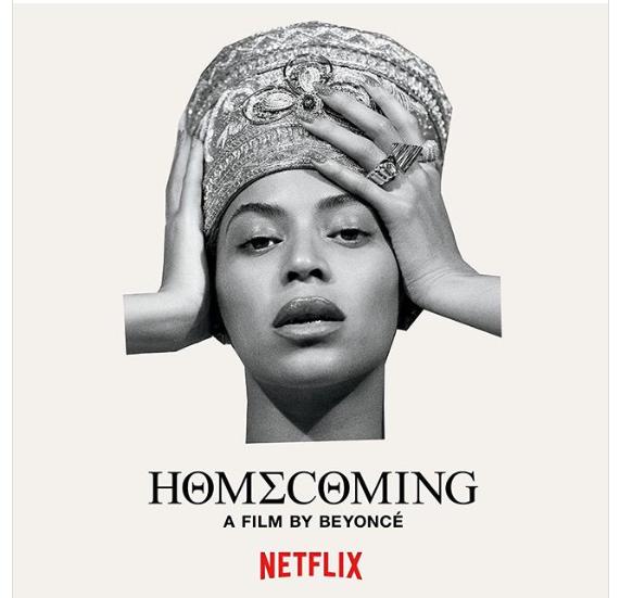 Beyonce drops live album with Netflix film